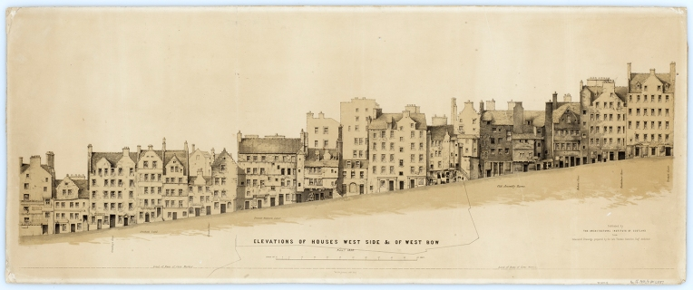 West Bow 1830